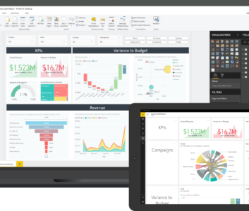 Powerful Report and Dashboard with Power BI